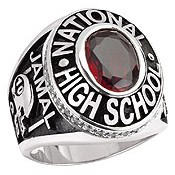 Class Rings for Homeschooled Boys