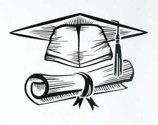 Cap & Scroll Etching