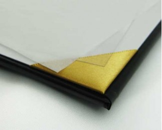 Acetate and tissue are included with every diploma cover.