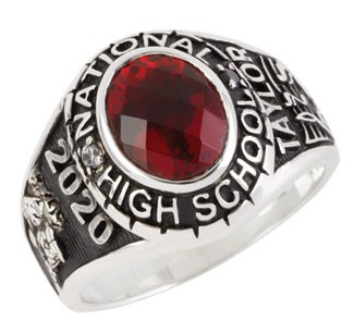 Medium Affinitor Class Ring is offered in several metals and with your choice of birthstone.